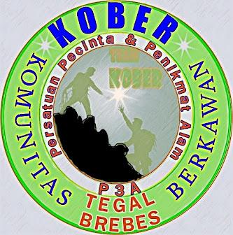 """KOBER """"Komunitas Berkawan"""" PPPA Persatuan Pecinta dan Penikmat Alam TEGAL - BREBES"""