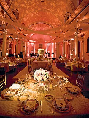 Large domeshaped halls are ideal for larger weddings and bigger decoration