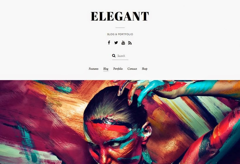 Elegantwordpressthemedownload