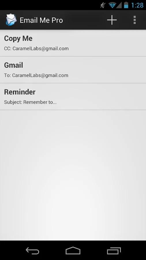 Email Me Pro v3.1.1