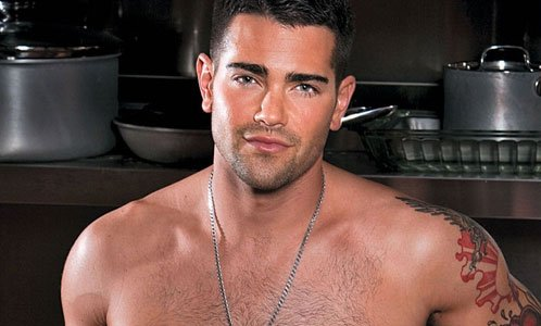 Jesse Metcalfe per Men's fitness