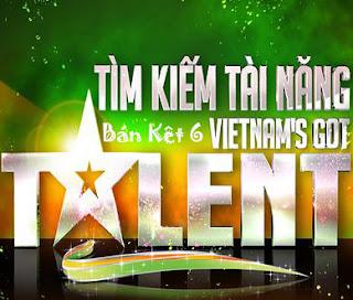 Tìm Kiếm Tài Năng Việt Nam [Bán Kết 6 - 8/4/2012] VTV3 Online
