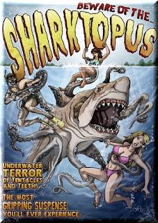 Cá Mập Lên Bờ - Sharktopus