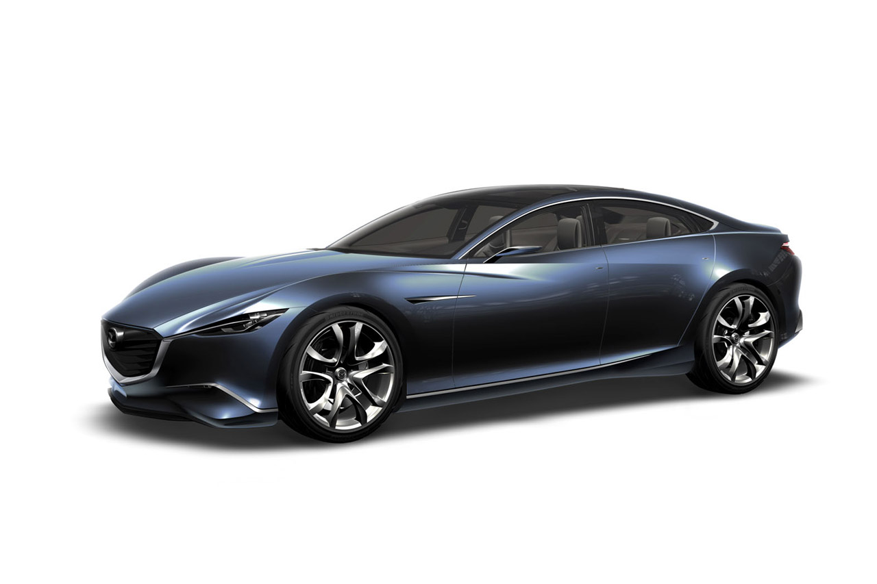 Speedmonkey: Is Mazda about to unveil the RX-9? (Update)