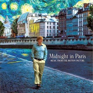 Pariste Gece Yarısı film afişi