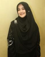 Model Hijab Terbaru Ummi Pipik Dian Irawati