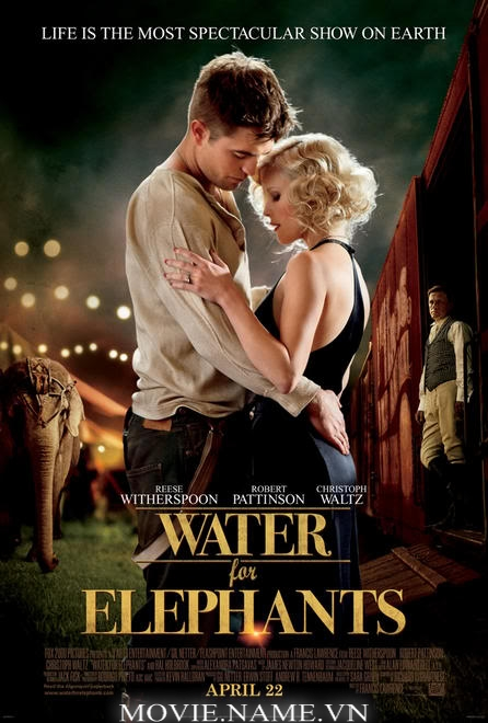 Water for Elephants 2011 R5 LiNE 450MB