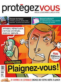 PROTÉGEZ-VOUS DOSSIER TELECOMS - Plaignez-Vous