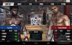 Real Boxing APK+DATA