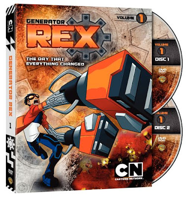 generator rex games. Generator Rex is one of the
