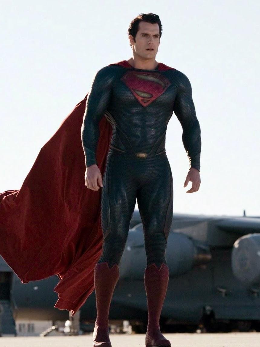 Henry Cavill News: Superman: Costuming An Icon - Wilkinson ...