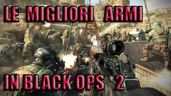 armi black ops 2
