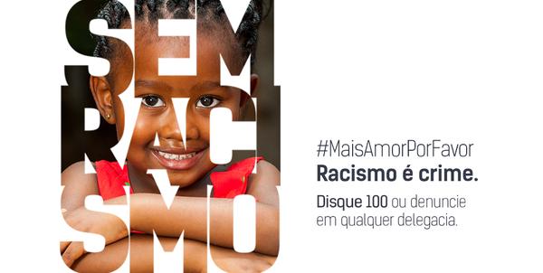 Racismo é Crime!
