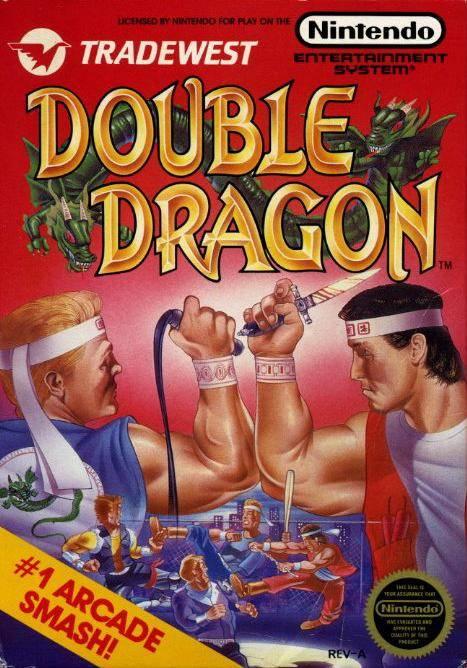 DOUBLE DRAGON (NES 1987)