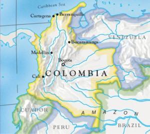 hidrografia de suramerica: