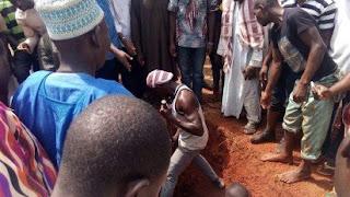 Abubakar Audu burial