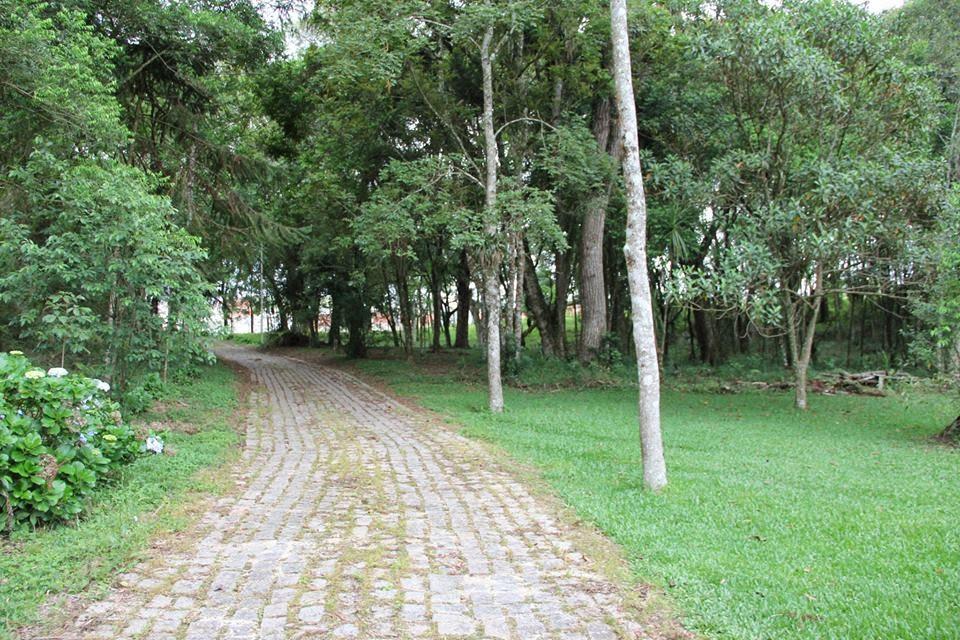 Casa para retiros e eventos religiosos localizada na região de Curitiba