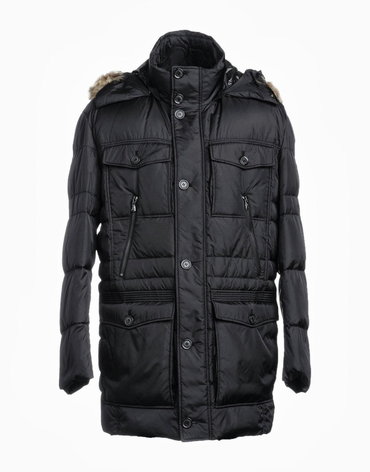 original de costura caliente alta calidad gran selección de 2019 Moda Hombre & El Corte Inglés: Llega el frío. Abrigos de ...