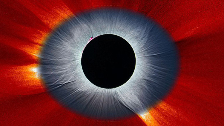 El 'ojo de Sauron' espacial