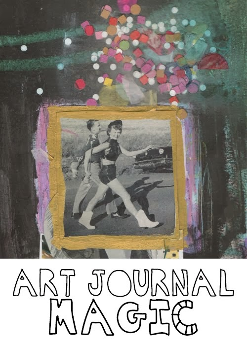 ART JOURNAL MAGIC