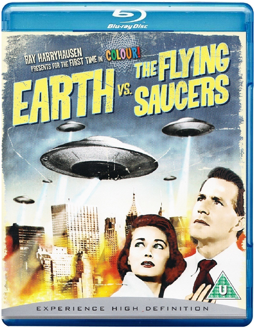 Earth vs. the Flying Saucers (1956) [BrRip | Dual | Mega]
