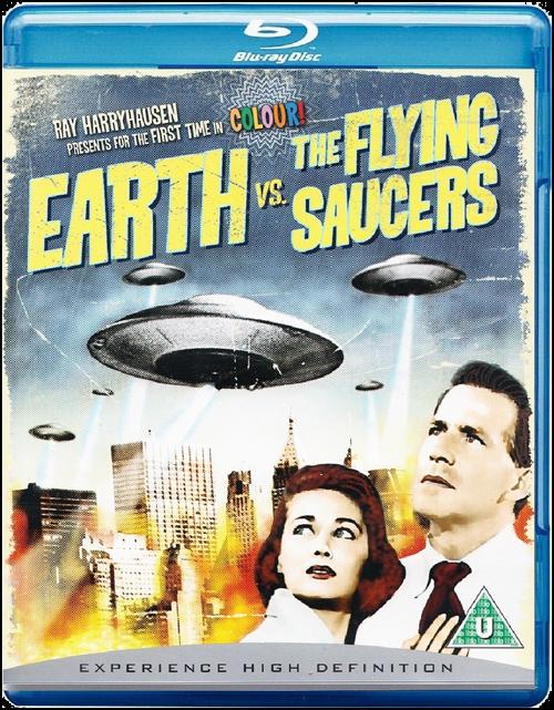 Earth vs. the Flying Saucers (1956) [BrRip | Dual | Mega]