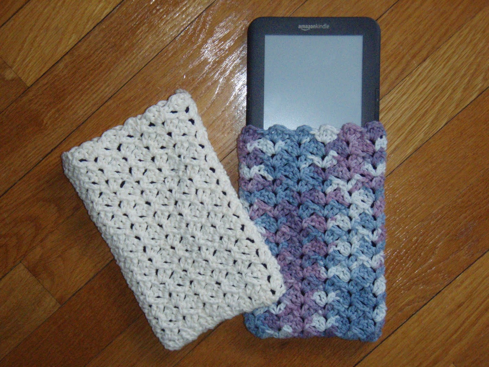 ladynthread: Kindle Cover