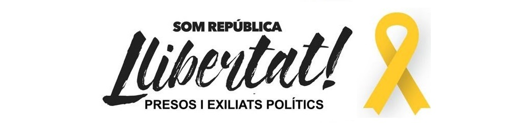 LLIBERTAT PRESOS I EXILIATS POLÍTICS