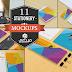 موك أب جديد عرض الهوية التجارية - Branding Stationery Mockups