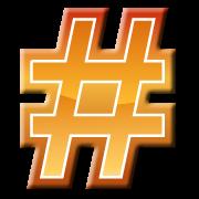 Hashtags-Publicaciones-Redes Sociales-#-hashtag
