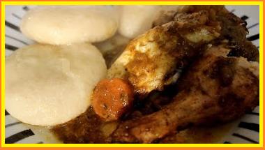Madombi Botswana Traditional Dumplings