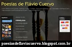 Escritor Flávio Cuervo