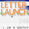 letter launch free typing game