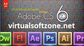 adobe cs6 all products activator free download