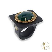 Piropo joyas: anillo de la colección Locura