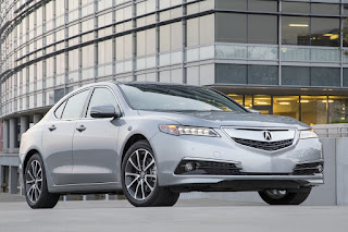 Beast in Acura TLX outpaces luxury features