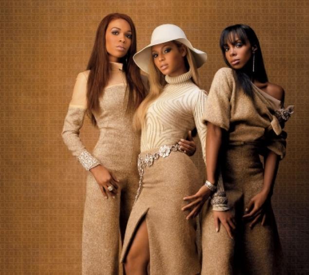 Beyoncé Kelly Rowland Michele Williams