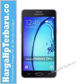 Harga Dan Spesifikasi Lengkap Smartphone Galaxy On5