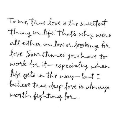 love words. Love-
