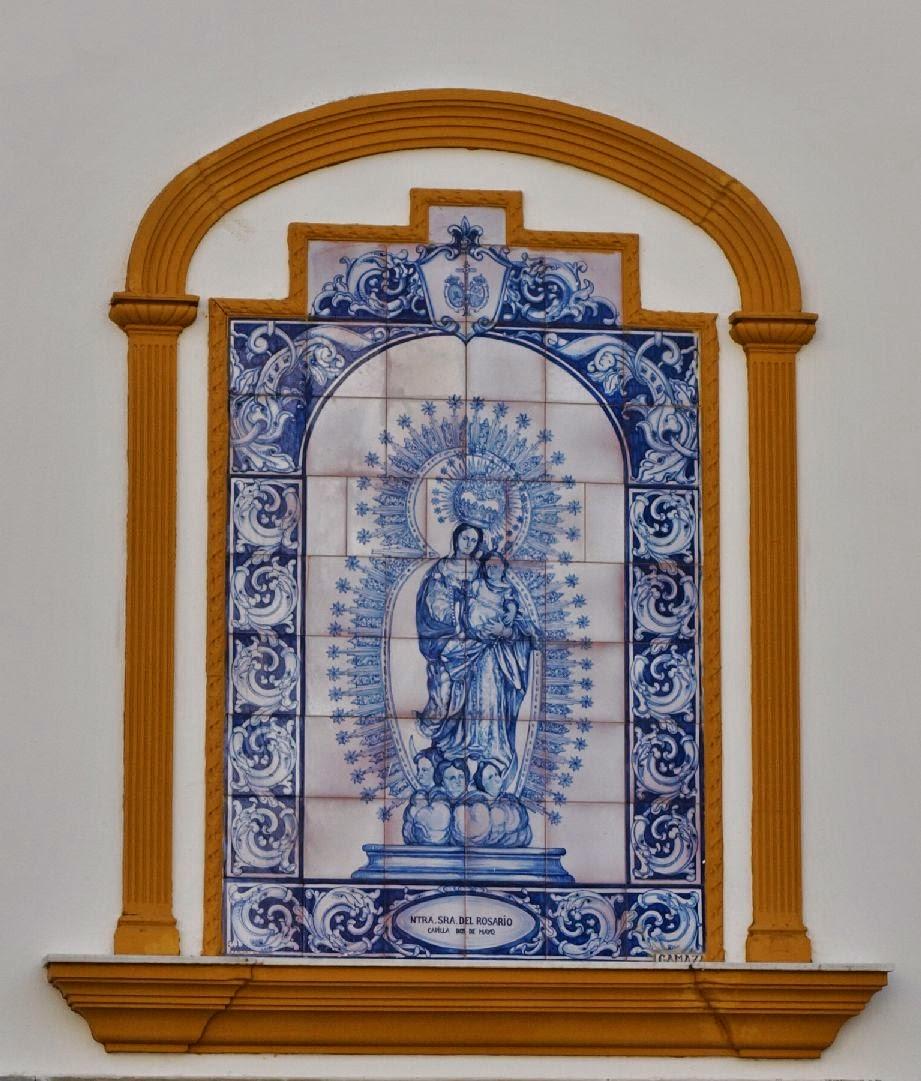 Sevilla Daily Photo: Capilla de Nuestra Señora del Rosario