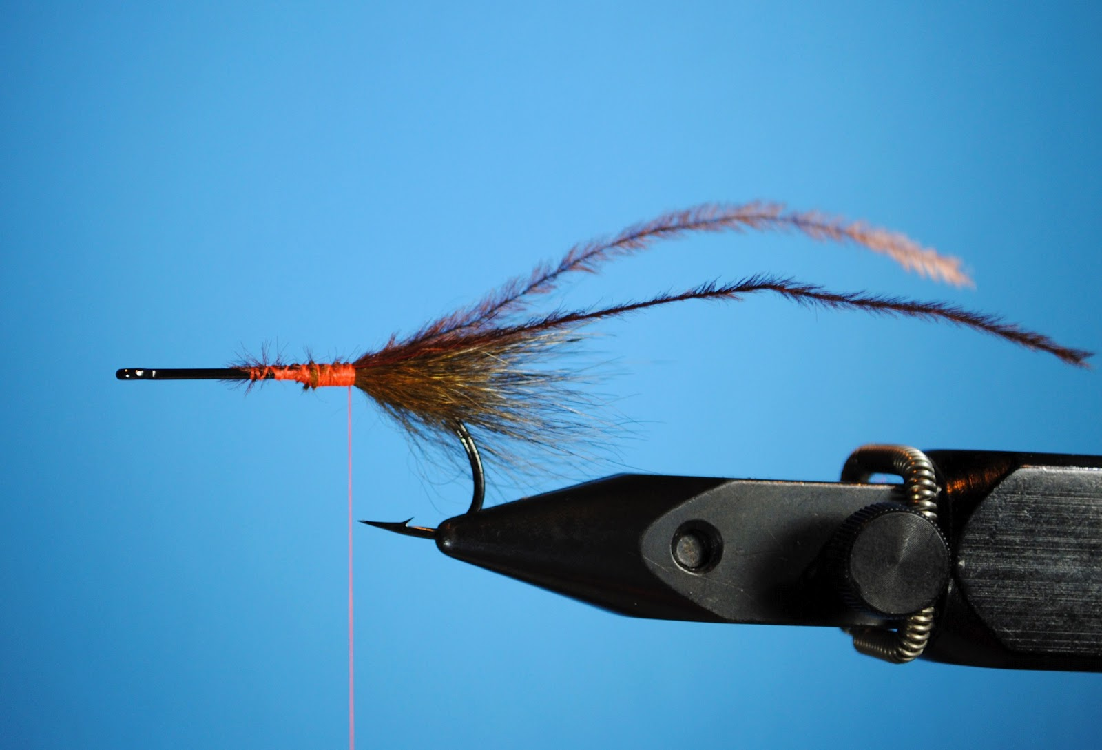 Steelhead alley fly tying senyo 39 s preyfish for Fish steelhead alley
