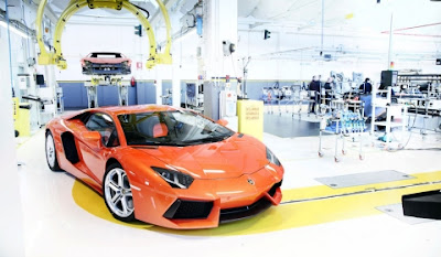 Lamborghini Reveals Earthquake Effect on Production