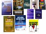 Một vài cuốn sách của tôi in ở Việt Nam