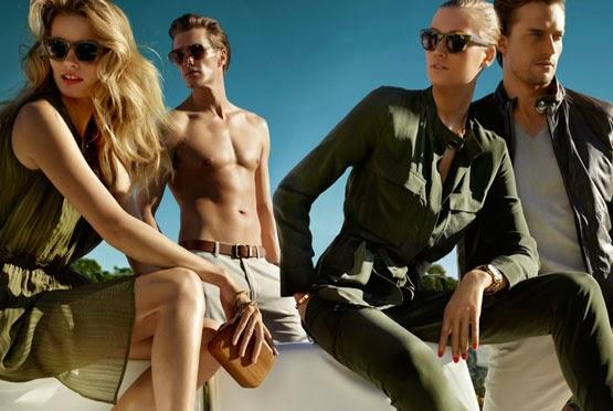 Massimo Dutti Primavera Verão 2014 coleção feminina masculina