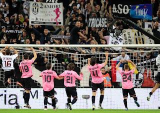 Tekad Juventus Rebut Gelar Scudetto
