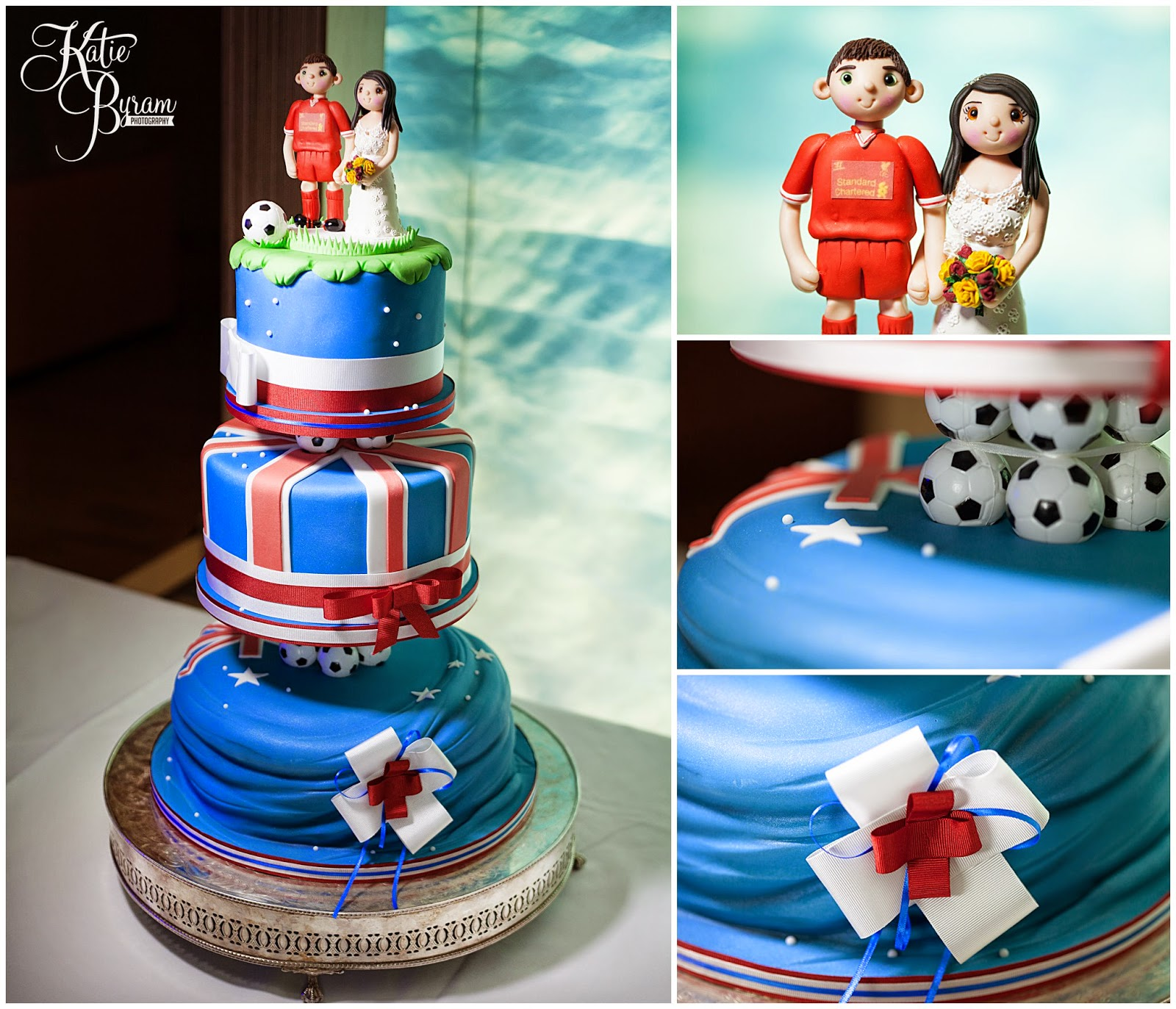 football wedding cake, novelty wedding cake, football cake topper, hancock museum wedding, great north museum wedding, quirky wedding, katie byram photography, city centre wedding newcastle upon tyne, wedding venues newcastle, t-rex wedding, museum wedding,