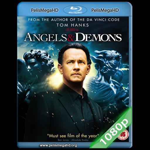 ÁNGELES Y DEMONIOS (2009) FULL 1080P HD MKV ESPAÑOL LATINO