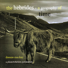 COPIES STILL AVAILABLE - THE HEBRIDES: A GEOGRAPHY OF TIME