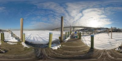 Bahrs Landing, Sandy Hook Bay, New Jersey