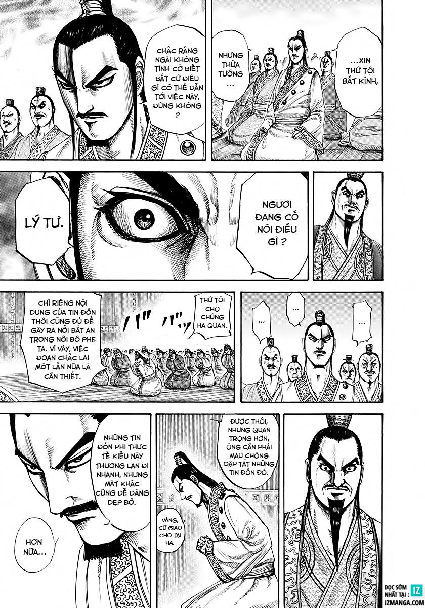 Kingdom - Vương Giả Thiên Hạ Chapter 188 page 4 - IZTruyenTranh.com
